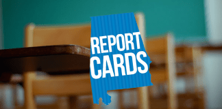 Alabama report cards