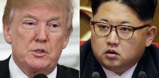 Trump/Kim Jung Un