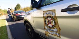 Alabama state trooper