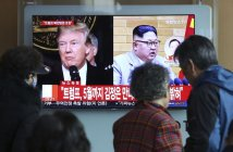 Donald Trump_Kim Jong Un