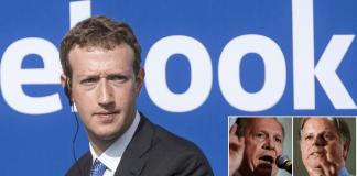 Facebook_Roy Moore and Doug Jones