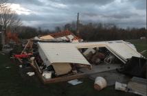 Admore storm damage