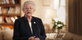 Kay Ivey campaign ad