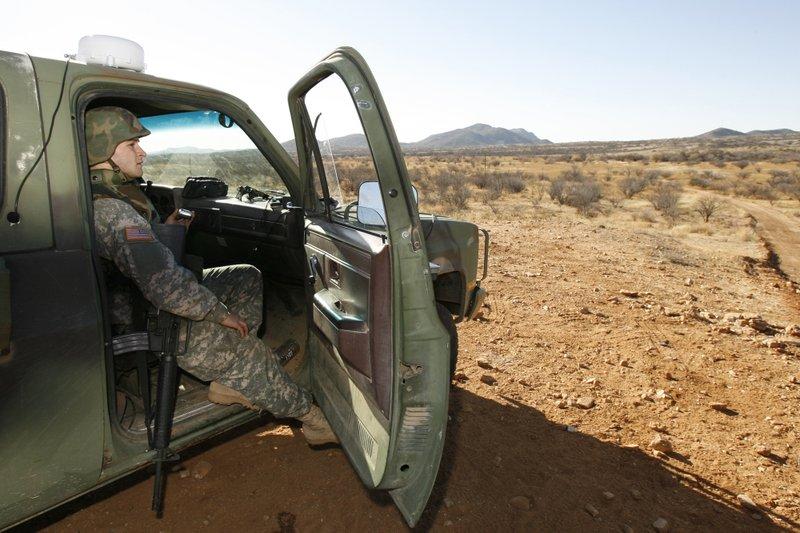 Arizona, Texas prepare to send Guard to US-Mexico border