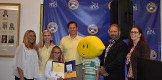 Lemonade Day - - orange beach