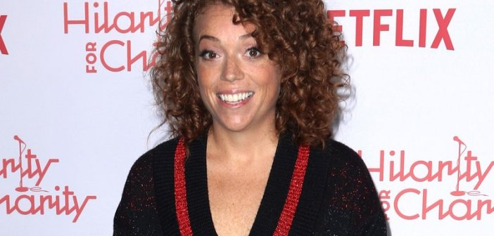 Michelle Wolf