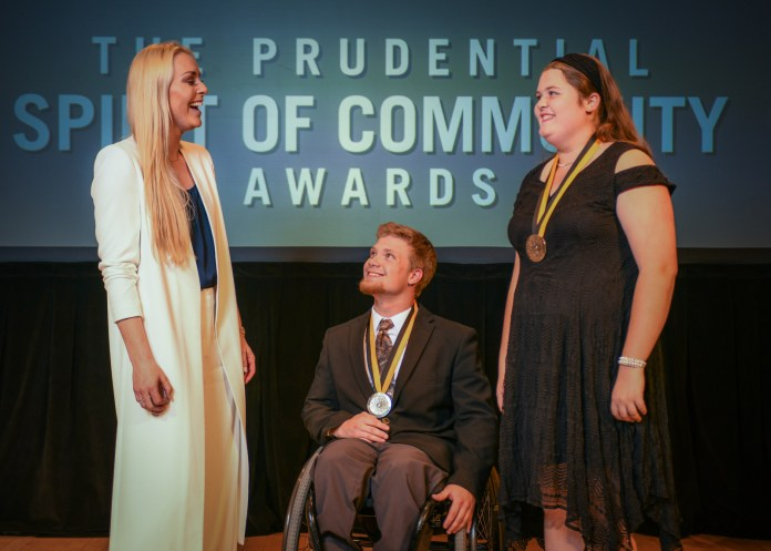 Prudential Spirit of Community Awards 2018