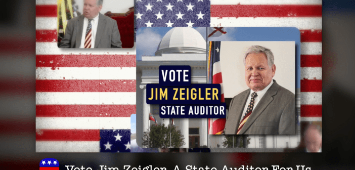 Jim Zeigler ad screenshot