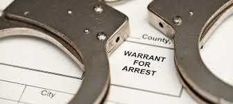 handcuffs_arrest warrant