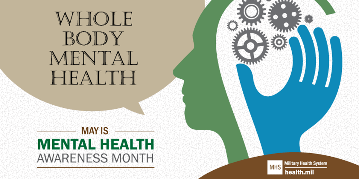 Mental Health Awareness Month is ending, but the work ...