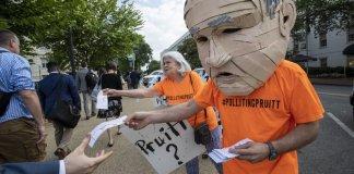 EPA / Activists / Scott Pruitt