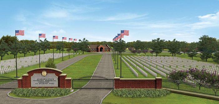 Alabama State Veterans Memorial Cemetery at Spanish Fort
