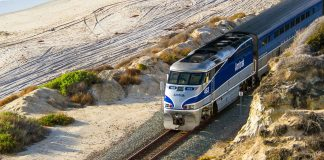 Amtrak coast