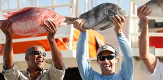 Gulf Coast fishing