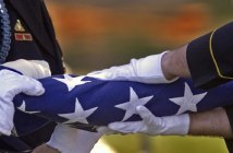 military flag funeral