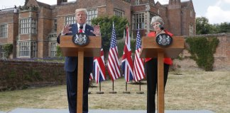 Donald Trump_Theresa May