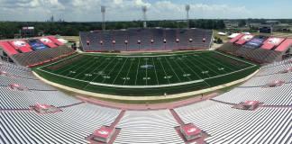 University of South Alabama Football Stadium