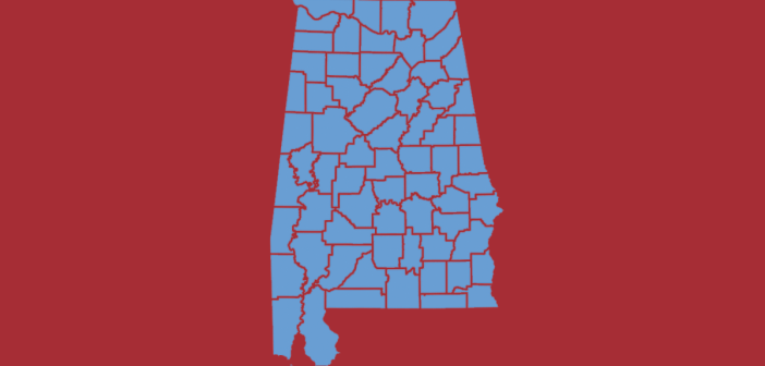 Alabama counties