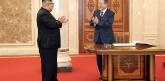 North Korea Koreas Summit