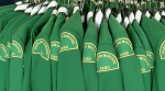 Woodlawn High School band uniforms