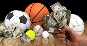 Across the country state lawmakers place their bets on sports gambling