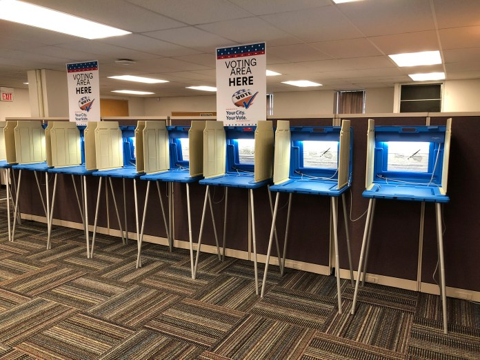 Election Security Communication