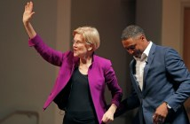 Cedric Richmond, Elizabeth Warren