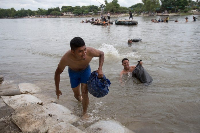 Migrant Caravan Guatemala Why They Leave