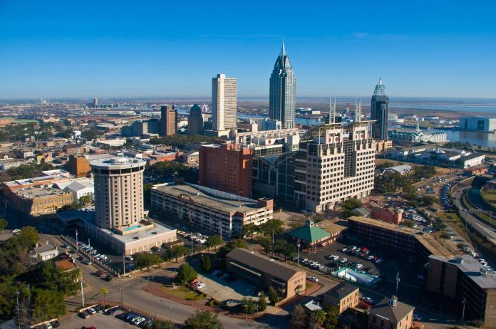 City of Mobile Alabama