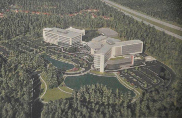 Hoover_UAB West rendering