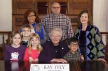 Kay Ivey kids