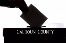 Calhoun County votes
