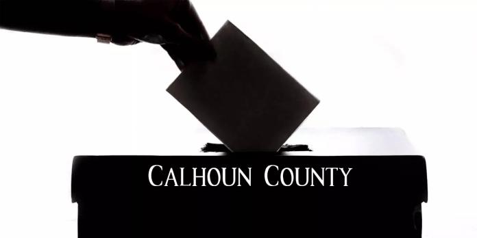 Calhoun County votes