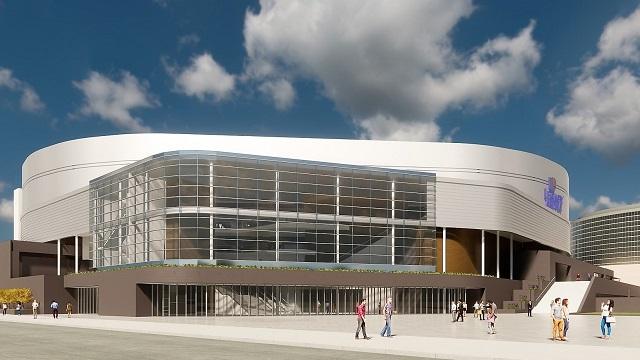 Legacy Arena