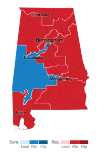 Alabama 2018 election results