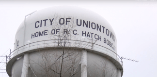 Uniontown water