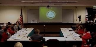 State Board of Education Meeting 08 Nov 2018