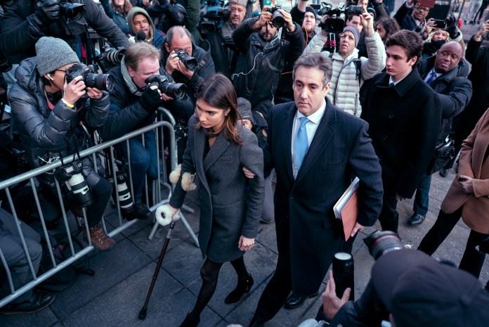 ADDITION Trump Lawyer Investigation