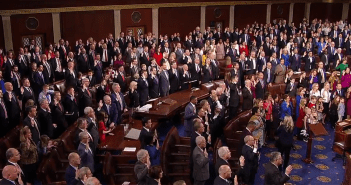 116th Congress swearing in