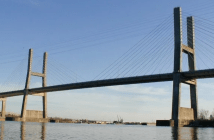 Cochrane-Africatown USA Bridge