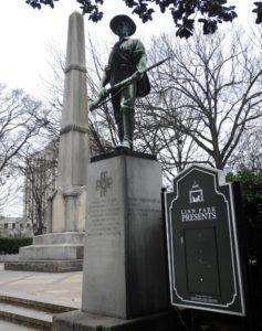 Linn Park Confederate Monument