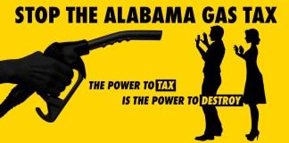 Stop the Alabama Gas Tax