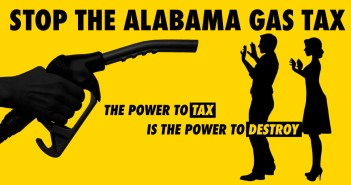 Stop the Alabama Gas Tax
