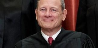 Judge John Roberts
