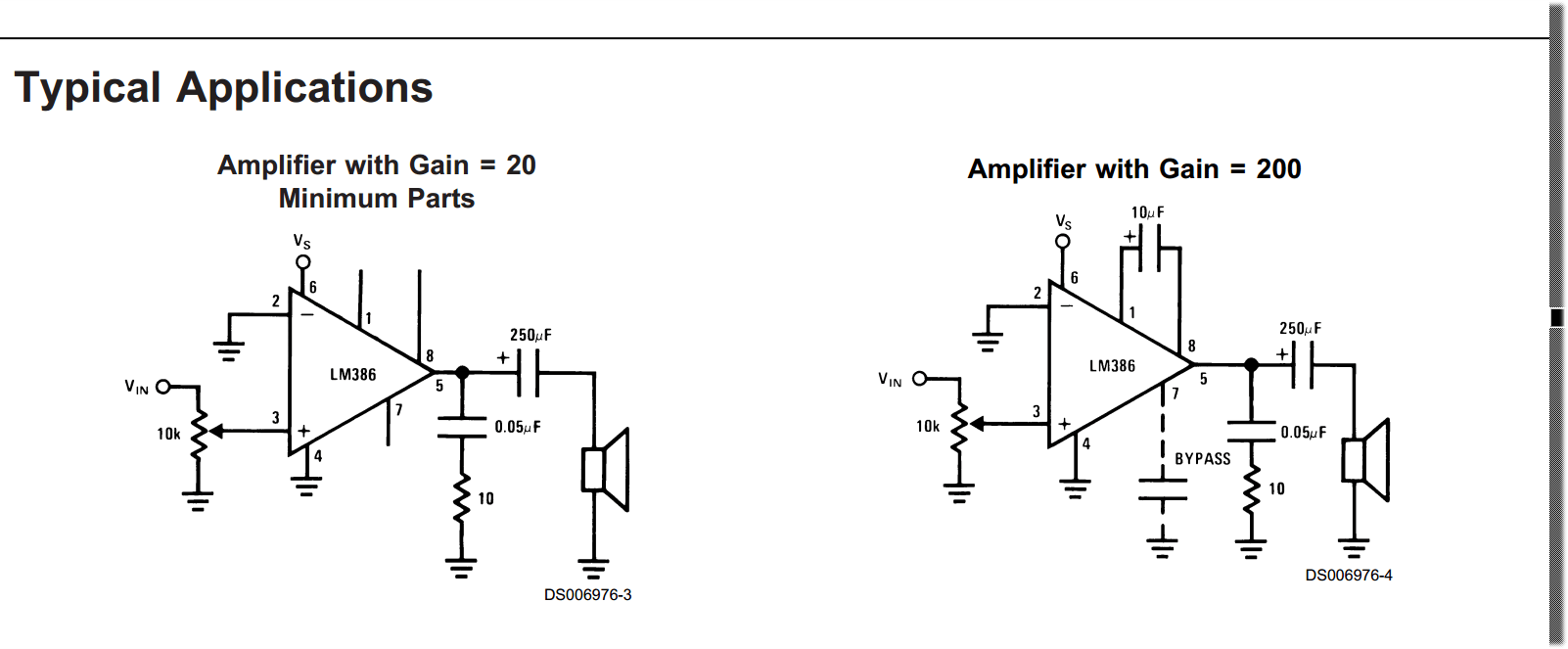 hight resolution of power stage