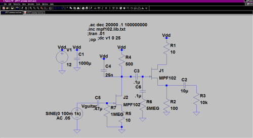 small resolution of preamp