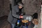 Petras warme Kartoffelsuppe