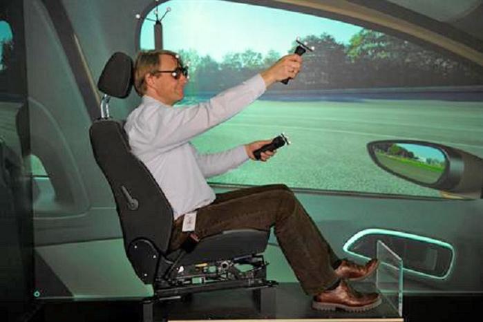 Ved at starte med en digital skabelon er der sparet meget udviklingsarbejde på den nye Ford Transit Connect