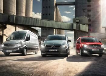 Daimler flytter produktion ud af Tyskland og introducerer Vito I USA under nyt navn