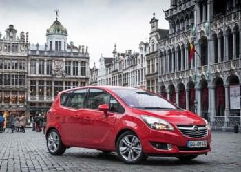 Opel Meriva med nyt maskineri